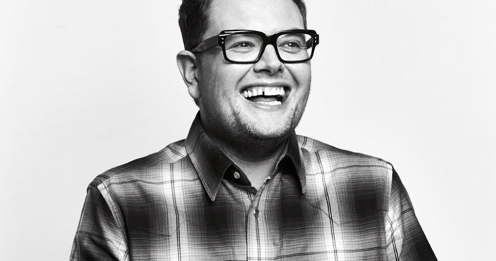 Alan Carr – Not Again Alan 2020 tour to play Manchester