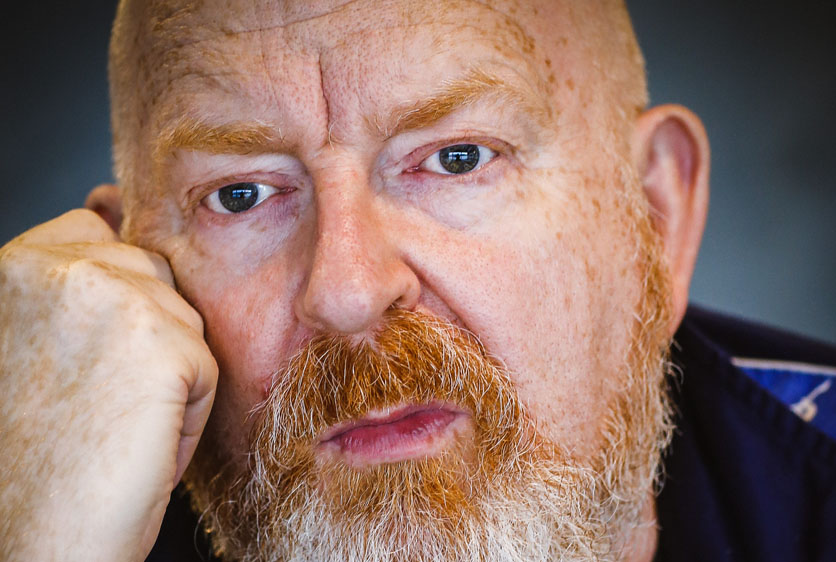Alan McGee, Theatre, An Evening With, TotalNtertainment, Halifax
