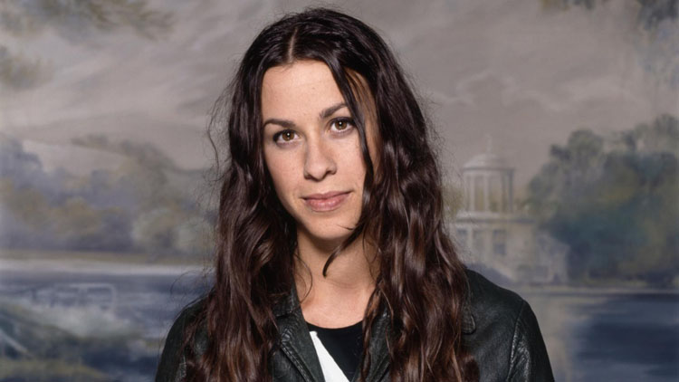 Alanis Morissette, Music, Tour, London, TotalNtertainment