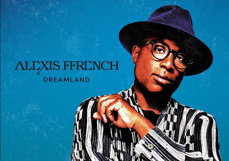 Alexis Ffrench, Dreamland, Music, Piano, New Album, TotalNtertainment