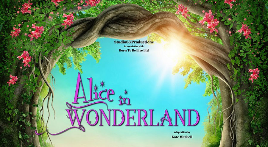 Alice in Wonderland, Epstein Theatre, Liverpool, Production, TotalNtertainment