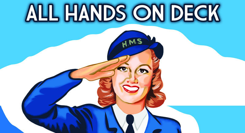 All Hands on Deck, Theatre, TotalNtertainment, Tour, Huddersfield