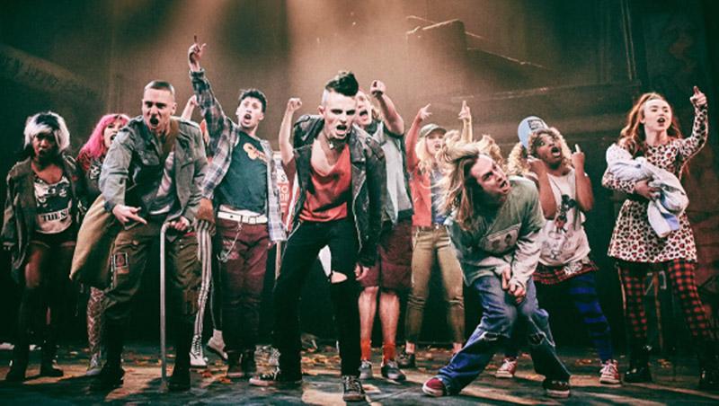 American Idiot, Green Day, TotalNtertainment, Musical, Theatre, Review, Gillian Potter-Merrigan