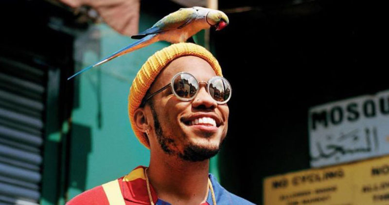 Anderson .Paak, Tour, Manchester, TotalNtertainment, Music