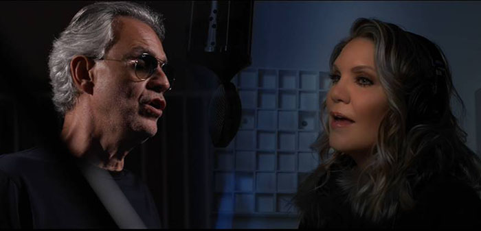 Andrea Bocelli new album 'Believe' out today