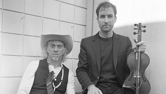 Andrew Bird, Jimbo Mathus, New Album, These 13, TotalNtertainment