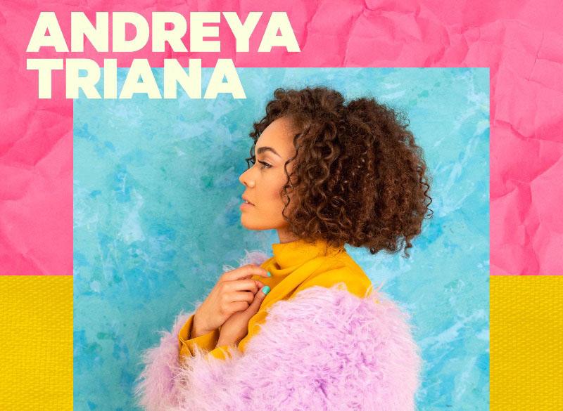 Andreya Triana, New Single, TotalNtertainment, Music, Freedom