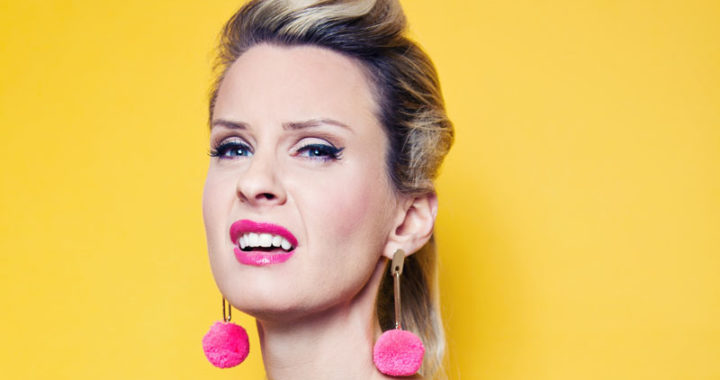 Anna Morris comedy series Lee and Dean who brings her solo show Bombastic to Soho