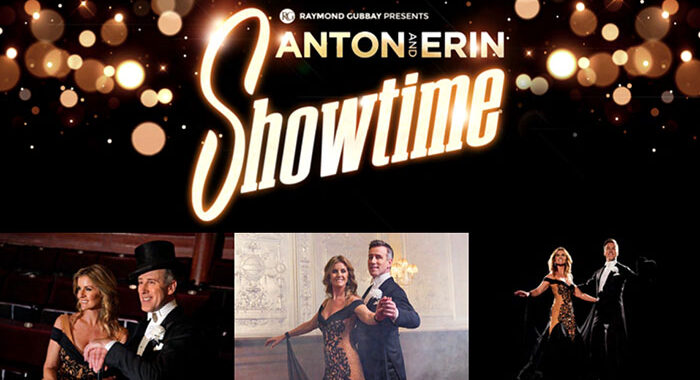 Anton and Erin are taking 'Showtime' on tour 2022
