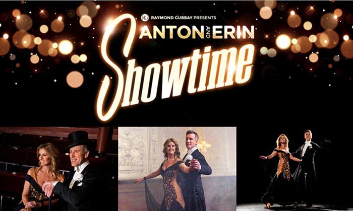 Anton and Erin, Theatre, Dance, Musical, Showtime, TotalNtertainment