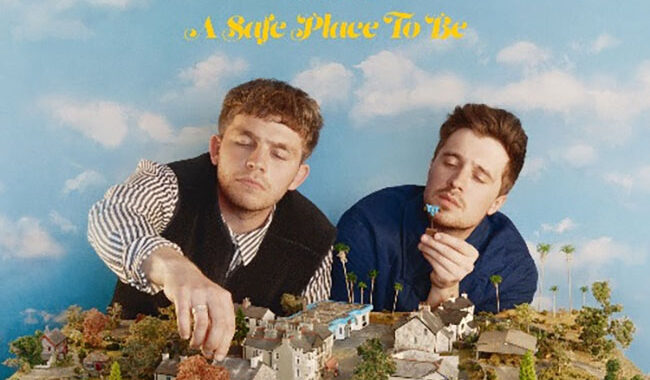 'A Safe Place To Be' Aquilo album out now