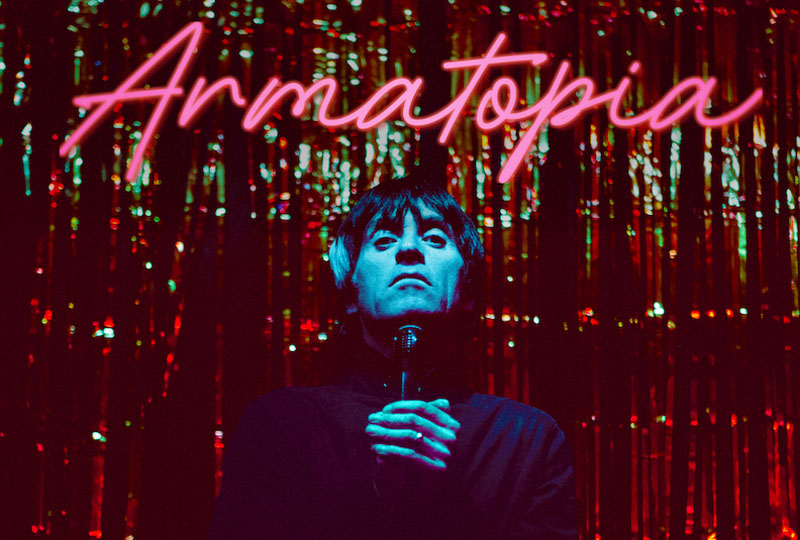 Johnny Marr, Armatopia, Music, TotalNtertainment, New Single