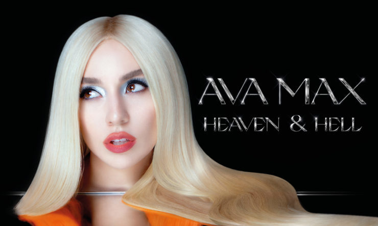 Ava Max, New Album, Music, TotalNtertainment, Heaven and Hell