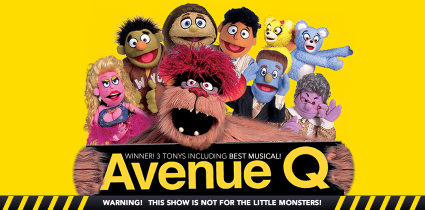 Avenue Q, Chester, Storyhouse, Theatre, Musical, TotalNtertainment