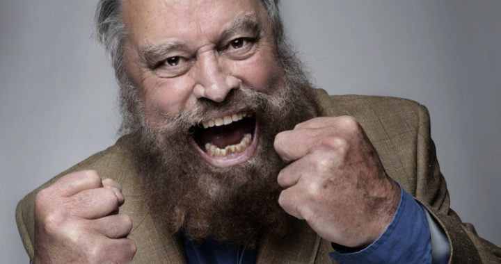 An interview with Brian Blessed