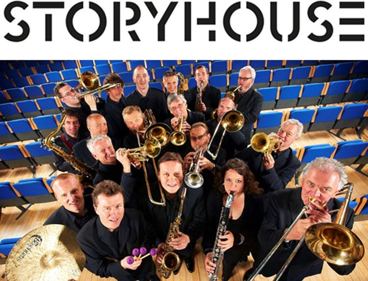 BBC Big Band, Music, Tour, TotalNtertainment, Chester