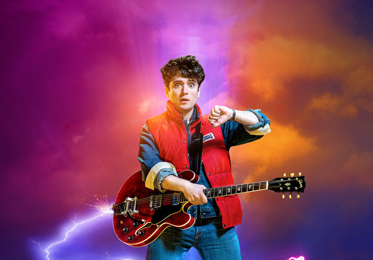 Back To The Future, Musical, TotalNtertainment, Manchester, Theatre