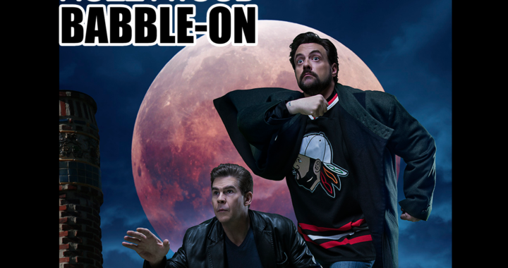 Kevin Smith and Ralph Garman bring 'Babble-On' on tour