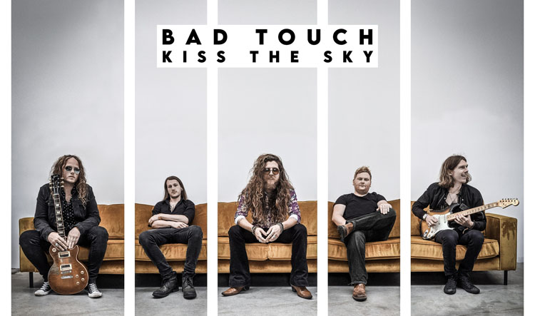 Bad Touch, Kiss The Sky