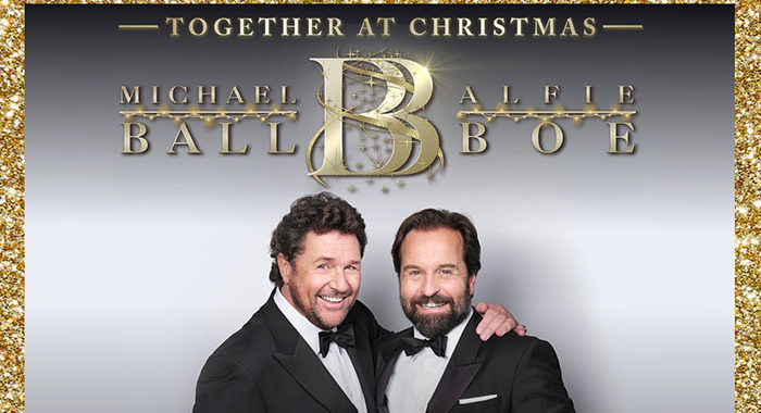 Michael Ball and Alfie Boe are back!