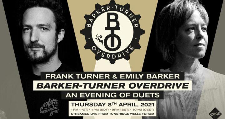 'Barker-Turner Overdrive' live stream event