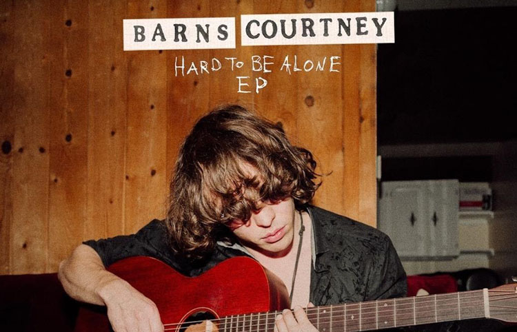 Barns Courtney, Music, New EP, Hard To Be Alone