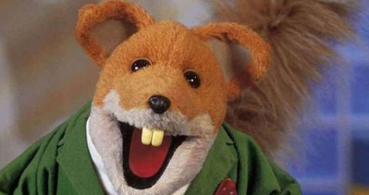 10 Questions with …. Basil Brush