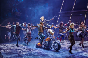 Bat Out Of Hell the Musical returns to Manchester