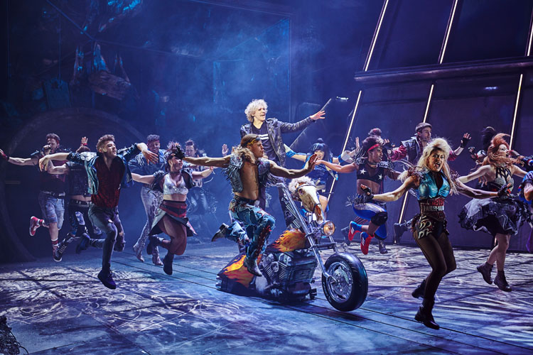 Bat Out Of Hell, Musical, Theatre, Manchester, TotalNtertainment
