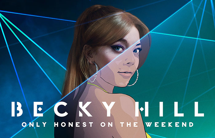 Becky Hill, Tour, TotalNtertainment, Leeds, Music News, New Album, Only Honest On The Weekend