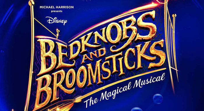 Bedknobs and Broomsticks is coming to Manchester