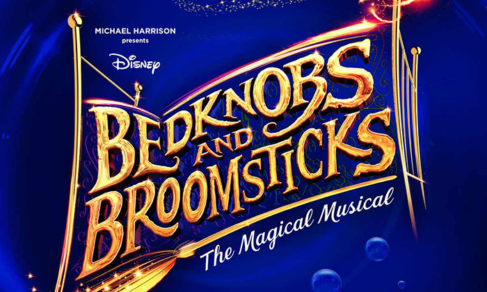 Bedknobs and Broomsticks, Musical, Theatre, TotalNtertainment, Disney, Manchester