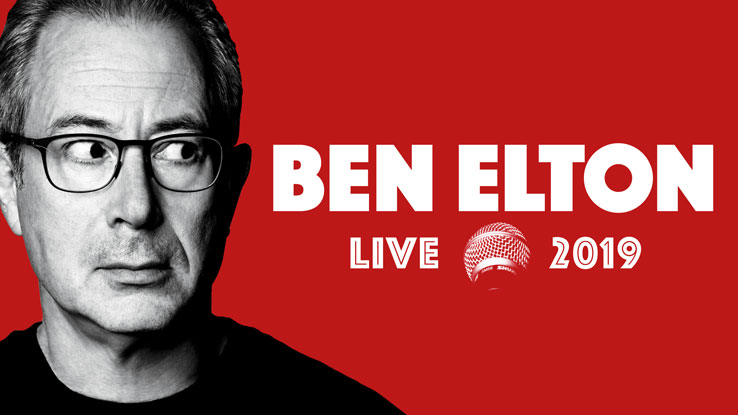 Ben Elton, Liverpool, TotalNtertainment, Stand Up, Comedy