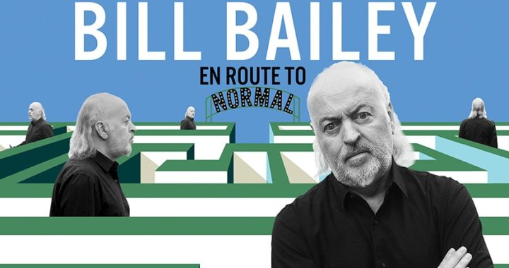Bill Bailey is 'En Route To Normal' in 2021