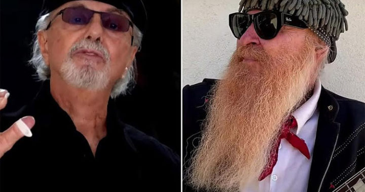 """Billy Gibbons and Dion premiere """"Bam Bang Boom"""""""