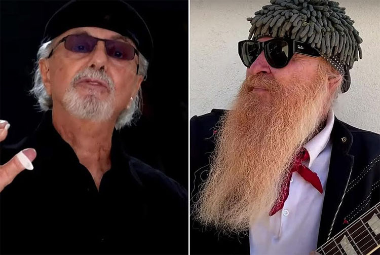 Billy Gibbons, Dion, Bam Bang Boom, Music, New Single TotalNtertainment, Blues with Friends