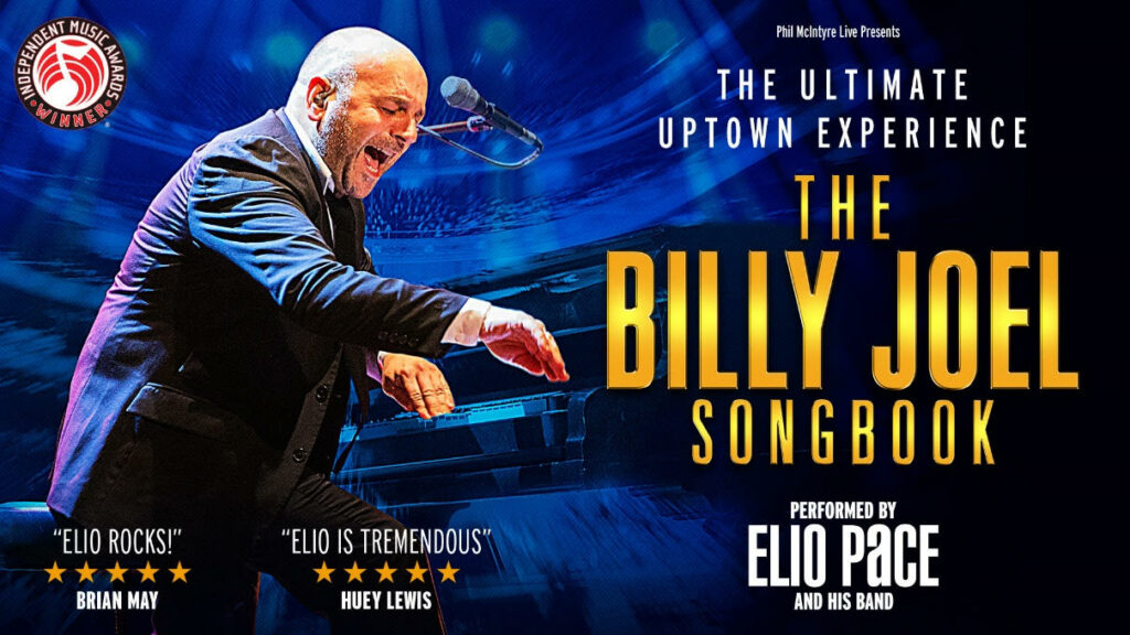 Billy Joel Songbook, Theatre, Musical, TotalNtertainment, Tour