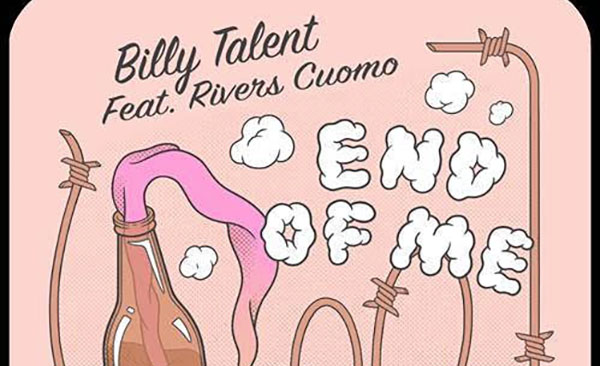 Billy Talent, End Of Time, Rivers Cuomo, New Single, Music News, TotalNtertainment