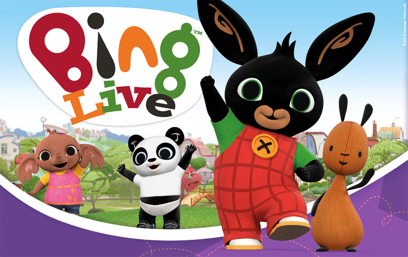 Bing Live, Theatre, TotalNtertainment, Theatre, CBBeeies