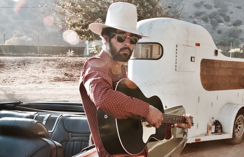 Ryan Bingham, TotalNtertainment, Music, New Single, Pontiac