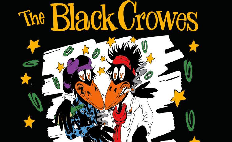 Black Crows, Music, Tour, TotalNtertainment, Leeds