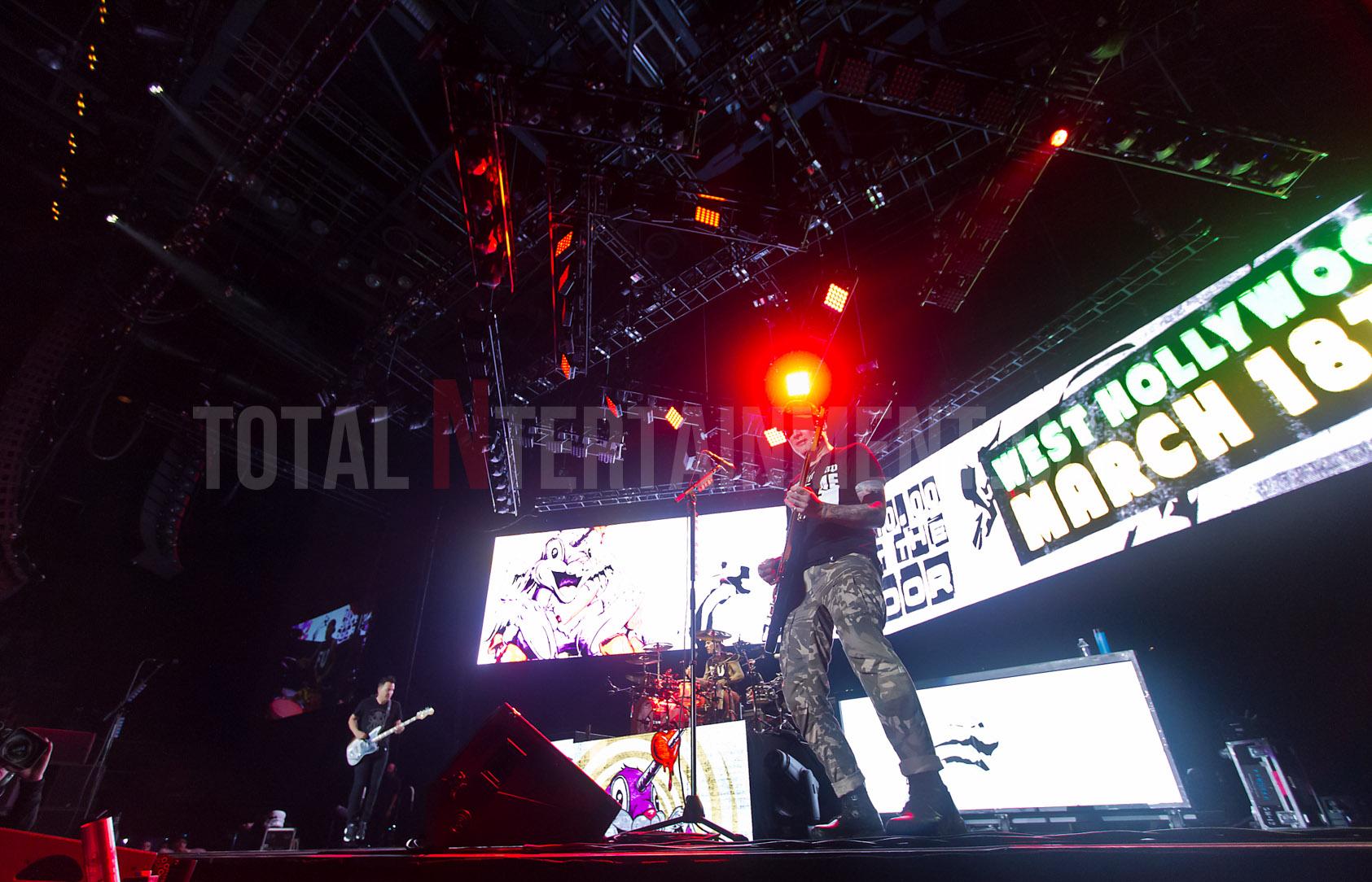 Blink 182, Liverpool, Concert, Live Event