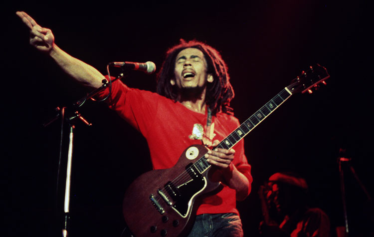 Bob Marley, Music, One Love, Marley Family, Unicef, TotalNtertainment