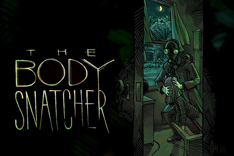 The Body Snatcher, Theatre, TotalNtertainment, Harrogate, Musical, Halloween