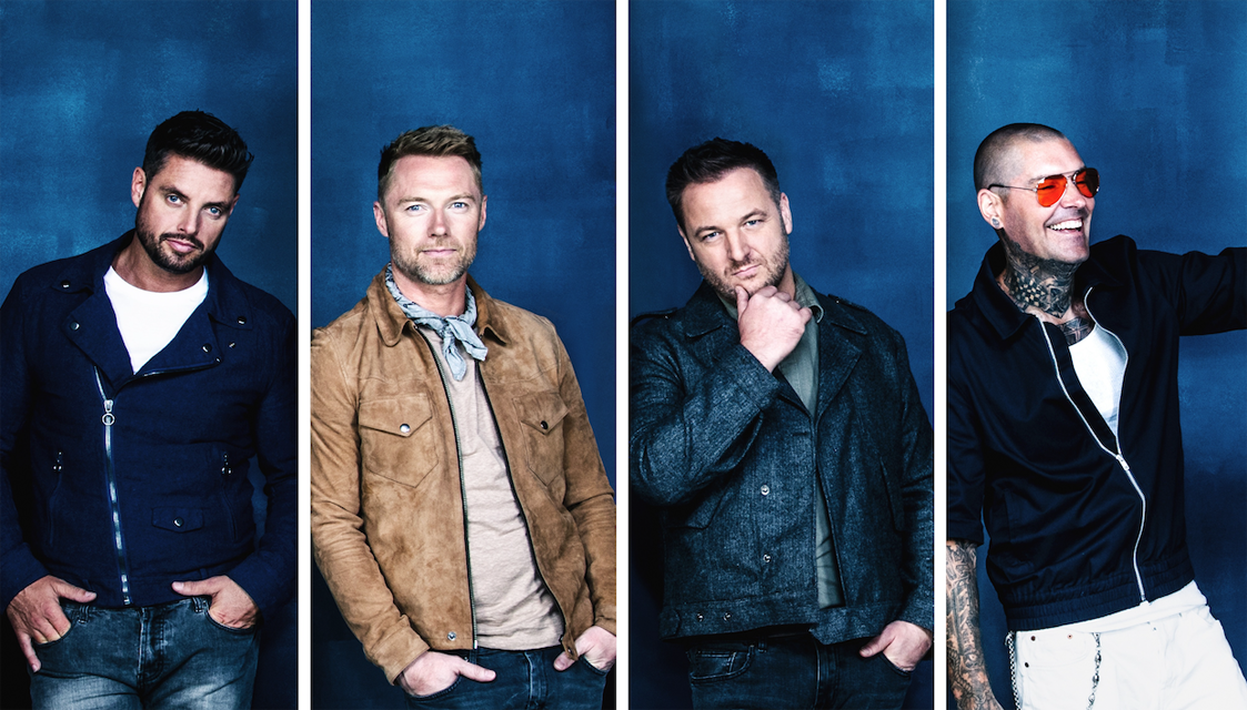 Boyzone, Farewell Tour, TotalNtertainment, Music