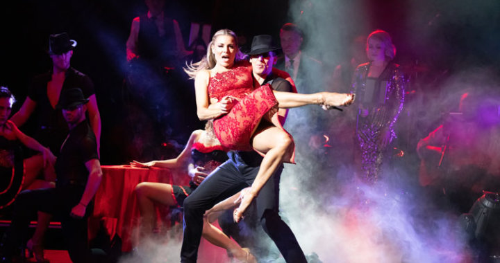 Brendan Cole comes to York in final big band tour