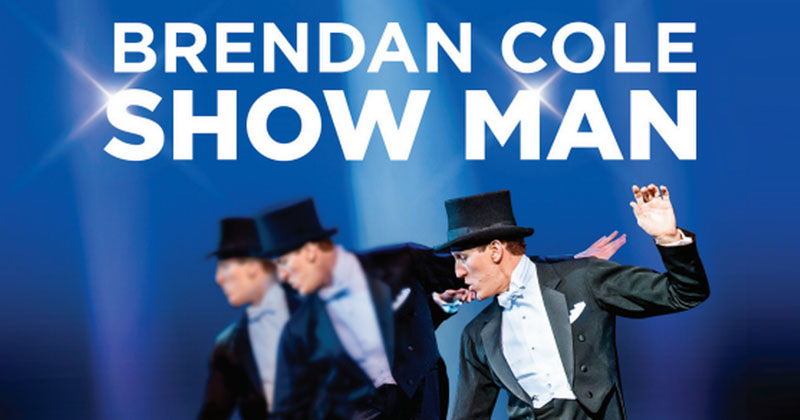 Brendan Cole, Show Man, TotalNtertainment, Theatre, Chester, Musical