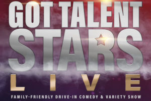 Britain's Got Talent Stars to appear in live Drive-in