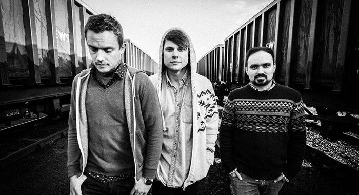 Broken Fires release new EP 'New Friends'