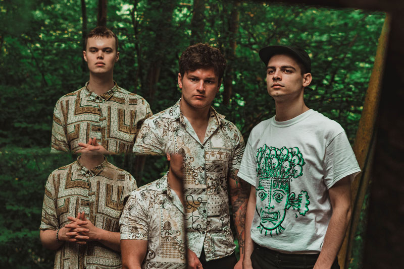 Brooders, Tour, New Single, TotalNtertainment, York